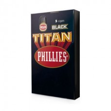 Charuto Titan Phillies Black